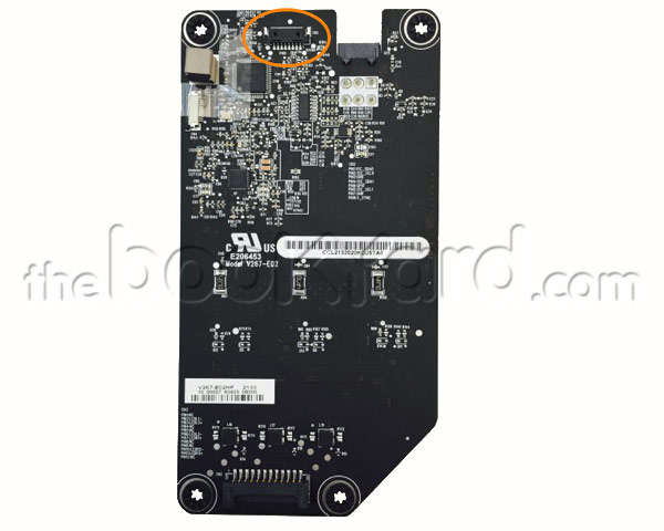 "iMac 27"" LED Backlight Board V2 (8-Pin) (11)"