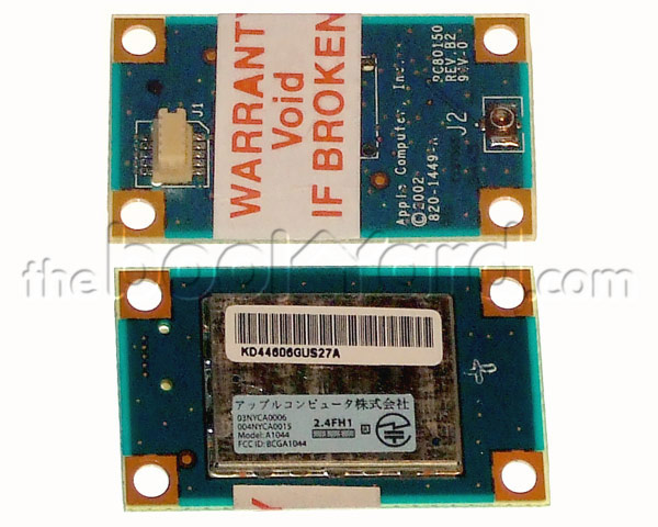 Apple iMac/PowerMac/Mini Bluetooth 1.1 Board