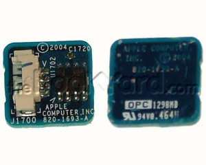 iMac G5 Thermal Sensor Board - Hard Drive