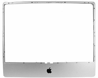 "iMac Alu 24"" Front Case/Bezel and chassis (Mid 2007)"