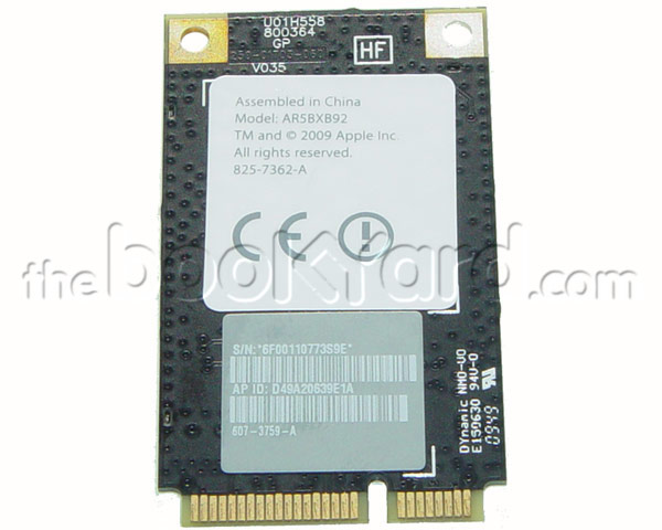 "iMac 21.5""/27"" AirPort card, British (09-11)"