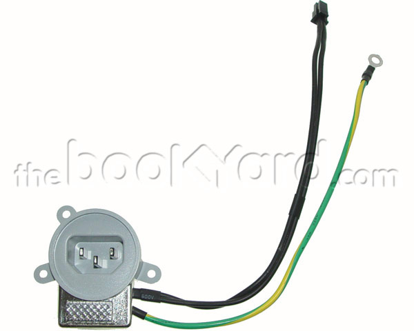 "iMac 21.5""  Mains Input Socket and Filter - Late 09"