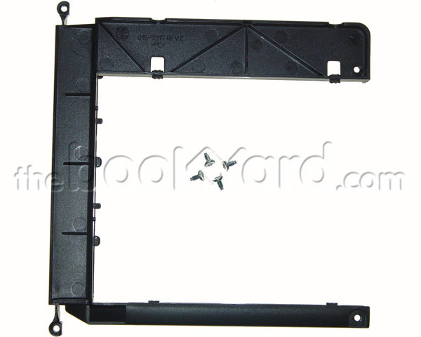 iMac Alu optical bezel + screws, Pioneer (07/08/Early 09)