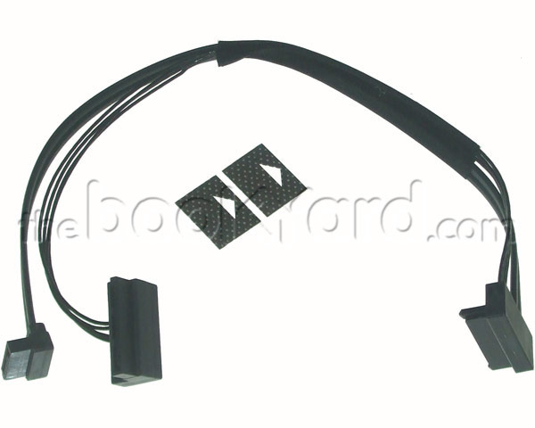 Cable Length: Standard ShineBear 5PCS for iMac 27-inch Mid 2011 922-9875 Cable SSD Data Power A1312 593-1330 922-9875