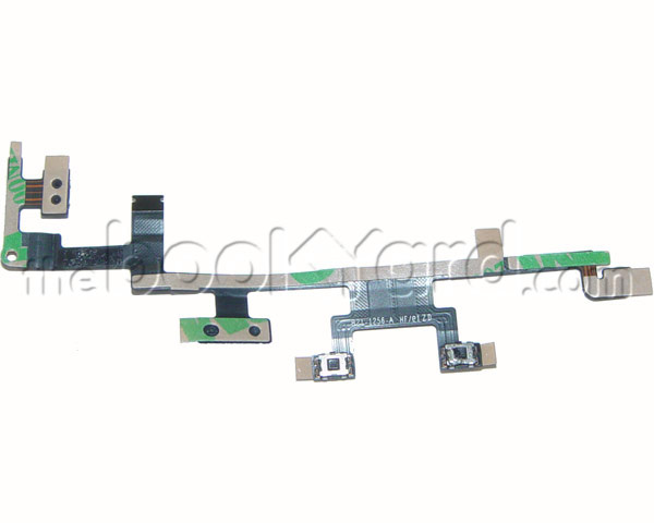iPad 3/4 Side Button and Switch Assembly