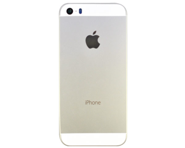 iPhone 5S Rear Housing unit - Silver