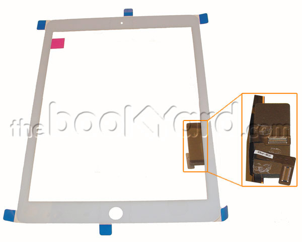 iPad Air Digitizer/glass  - Black Original