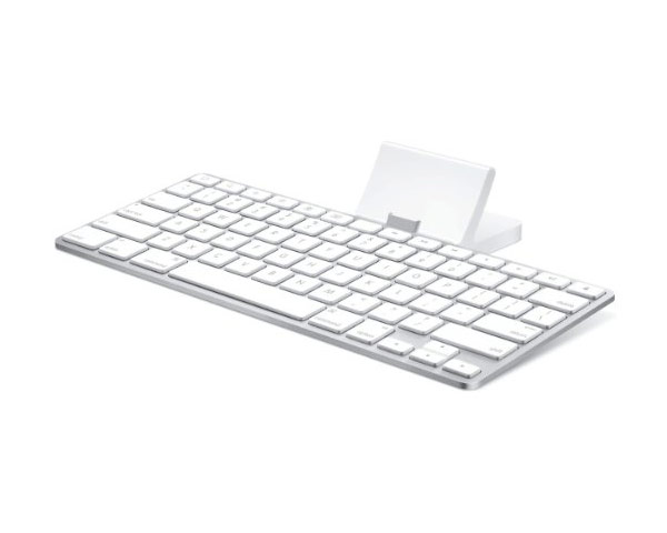 Apple iPhone/iPad UK Keyboard Dock (30-Pin Dock Model)