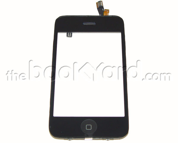 iPhone 3G Digitizer and Mid Frame - Copy