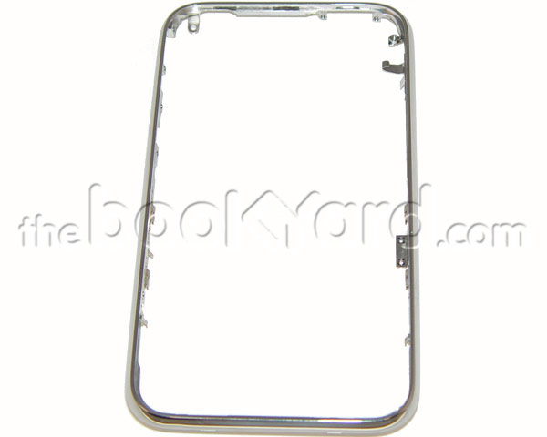 iPhone 3GS Metal Bezel - Chrome