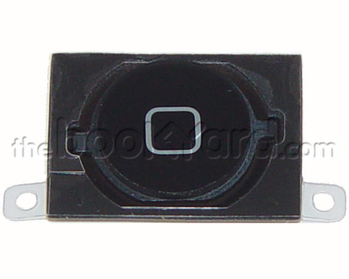 iPhone 4S Home Button - Black