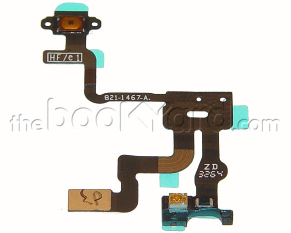 iPhone 4S Induction Flex/Power Button Cable