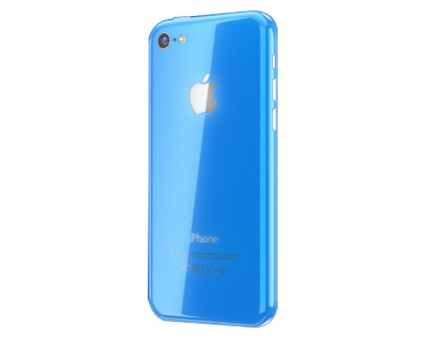 iPhone 5C Rear Housing unit - Blue