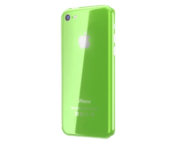 iPhone 5C Rear Housing unit - Green