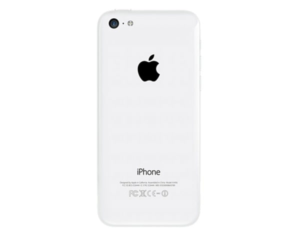 iPhone 5C Rear Housing unit - White