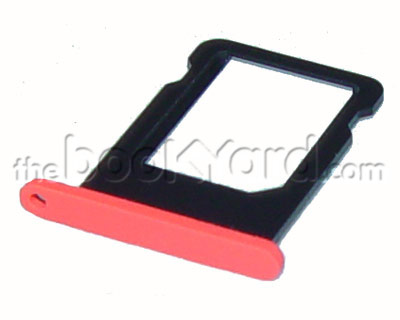 iPhone 5C Sim Tray - Pink