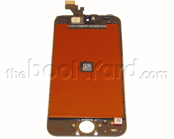 iPhone 5 LCD & Digitizer Full Frame Assembly - Black