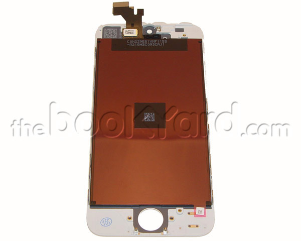 iPhone 5 LCD & Digitizer Full Frame Assembly - White