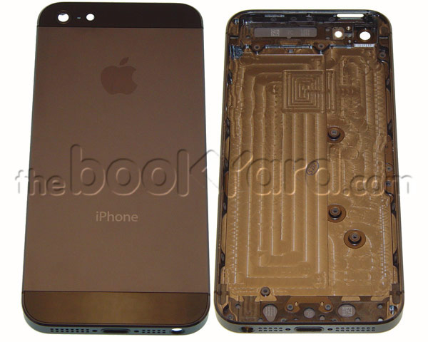 iPhone 5 Rear Housing Unit - Black