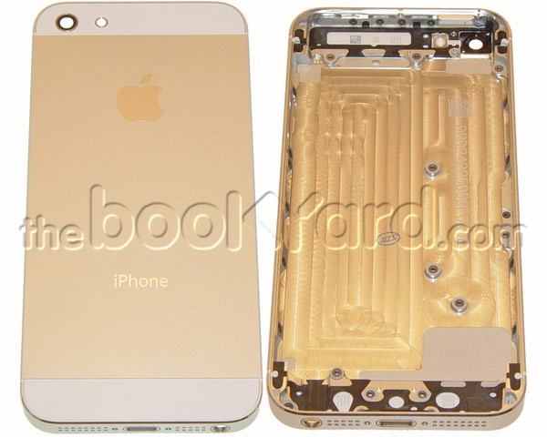 iPhone 5 Rear Housing Unit - White