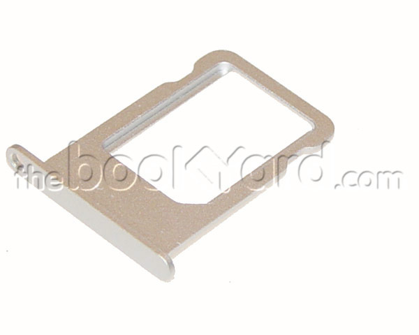 iPhone 5S/SE Sim Tray - Silver