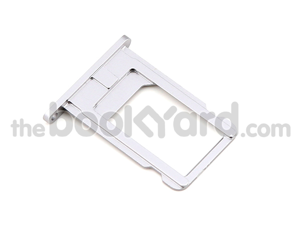 iPhone 6 Sim Tray - Silver