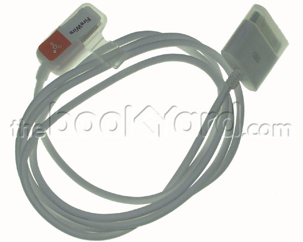 Firewire to Dock iPod Adapter Cable