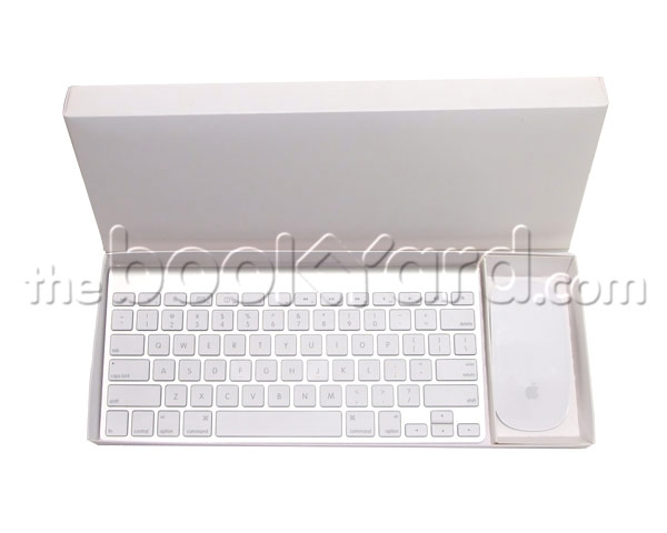 Apple Keyboard & Magic Mouse set, Bluetooth, US (09)