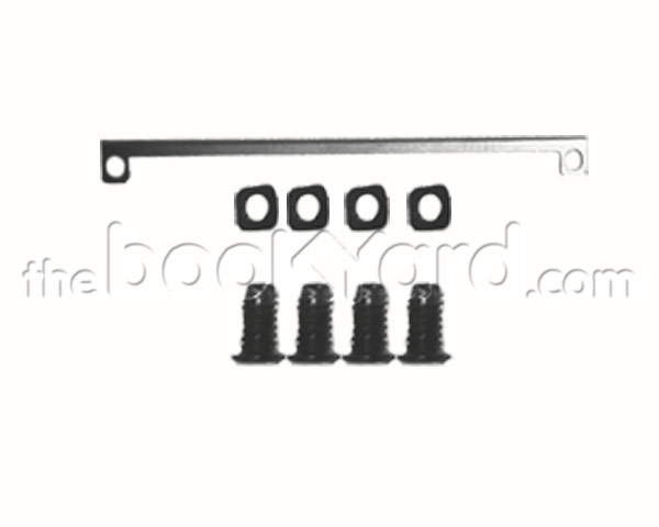 "MacBook Retina 12"" Screw Set - Keyboard (Phillips) (Left) (15)"