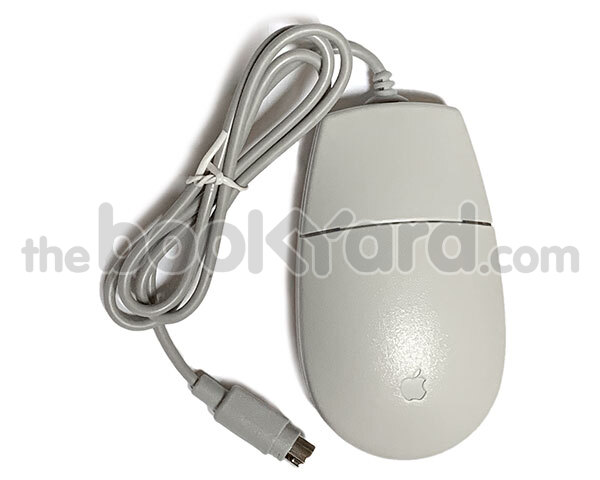 Apple Desktop Bus Mouse II, Platinum (ADB)