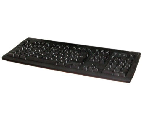 Apple Design Keyboard, black (ADB)