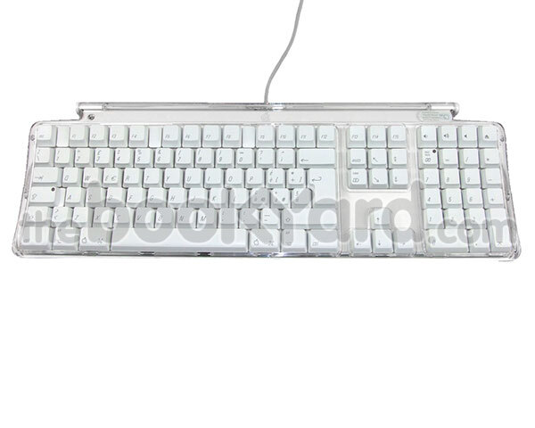 Apple White Pro Keyboard - USB Extended Italian