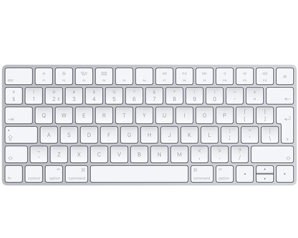 Apple Magic Bluetooth Keyboard, International (Lightning) V2