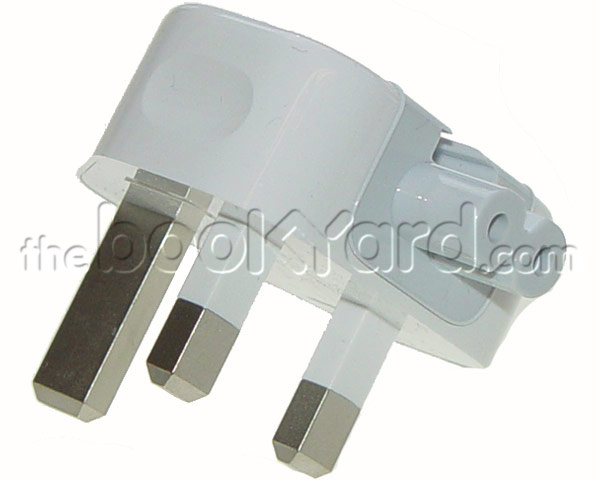 Block Adapater for White Unibody Power Supply - UK