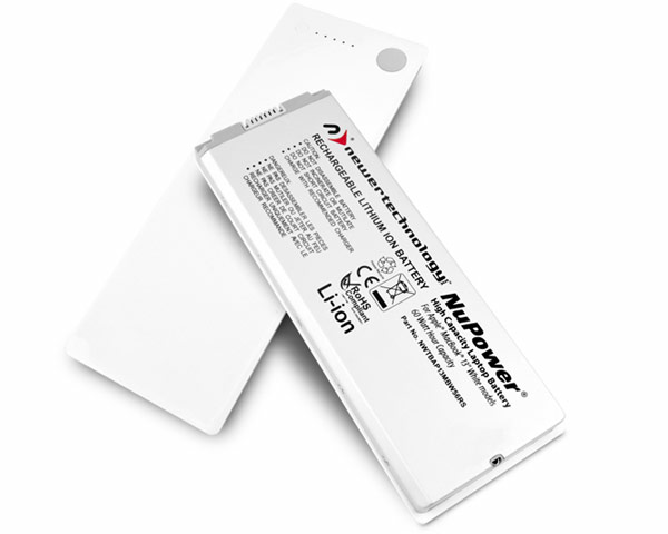 "NewerTech MacBook 13"" Battery 60Wh, White"