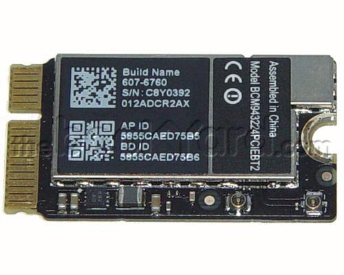 MacBook Air 11-inch/13-inch AirPort/Bluetooth Card (10) : New (ASP)