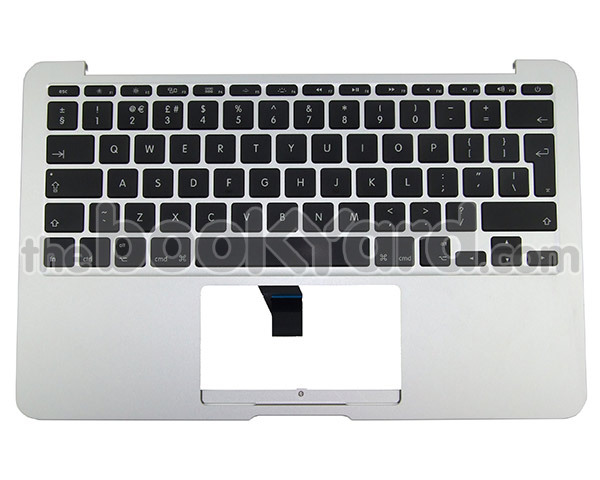 "MacBook Air 11"" Top Case & Keyboard - UK (13-15)"