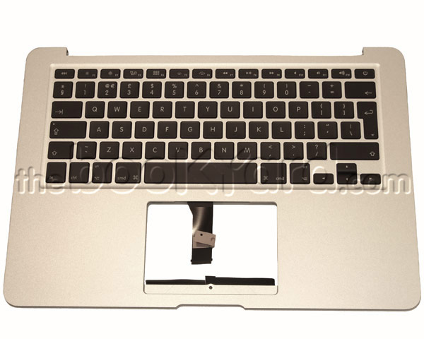 "MacBook Air 13"" Top Case & Keyboard - French (11)"