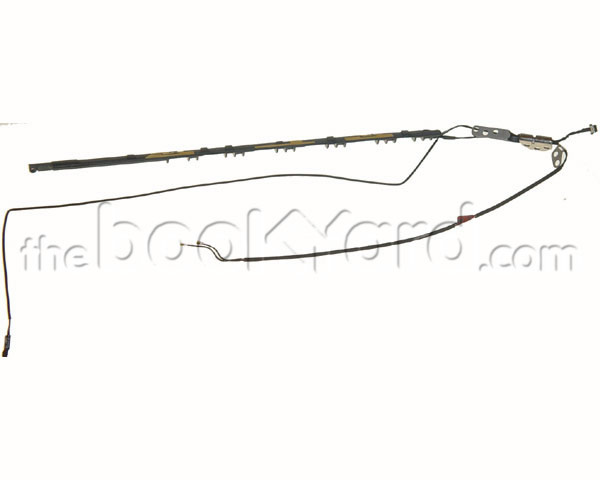 "MacBook Air 13"" Hinge/Clutch LH - iSight/Antenna Cables (13-17)"