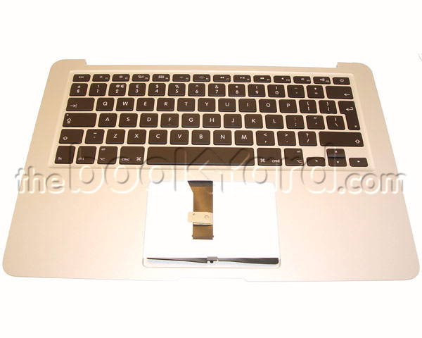 "MacBook Air 13"" Top Case & Keyboard, UK (13-17)"