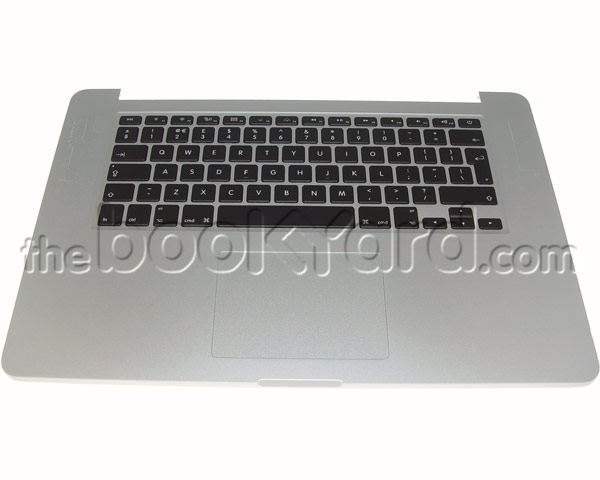 "Retina MacBook Pro 15"" Top Case+Batt & UK Keyboard (12/E13)"