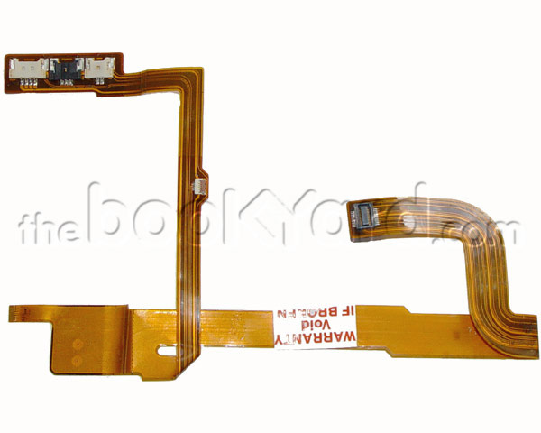 "MacBook Pro 15"" top case flex cable (2.2/2.4GHz SR)"