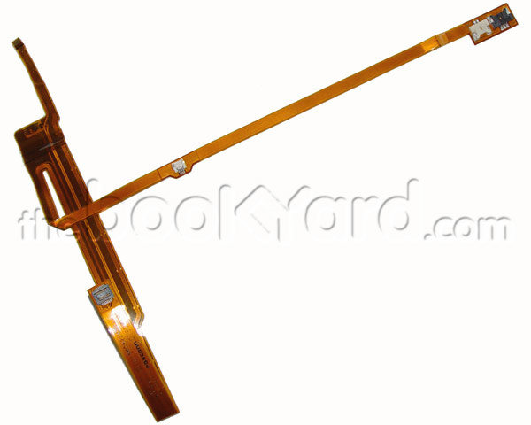 "MacBook Pro 17"" top case flex cable (2.4/2.6GHz SR)"