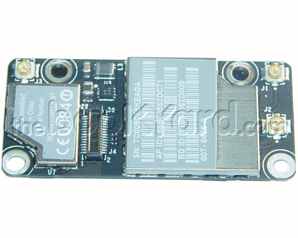"Unibody MacBook Pro 15""/17\"" Airport/Bluetooth Board (10)"