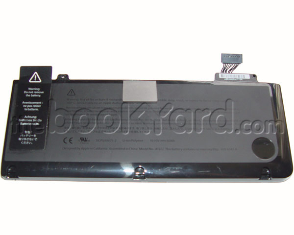 "Unibody Macbook Pro 13"" Battery 63.5WH (09/10/11/12)"