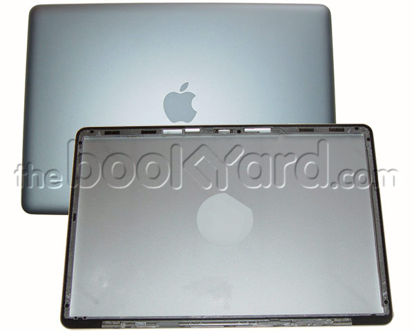 "Unibody Macbook Pro 15"" lid panel (08)"
