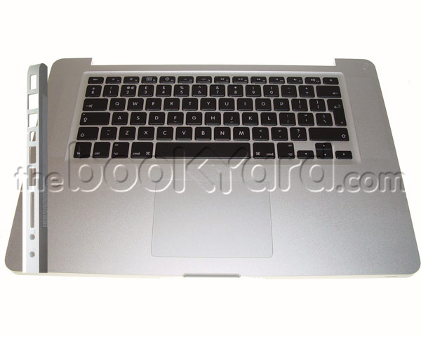 "Unibody Macbook Pro 15"" top case & UK keyboard (09) - Exchange"