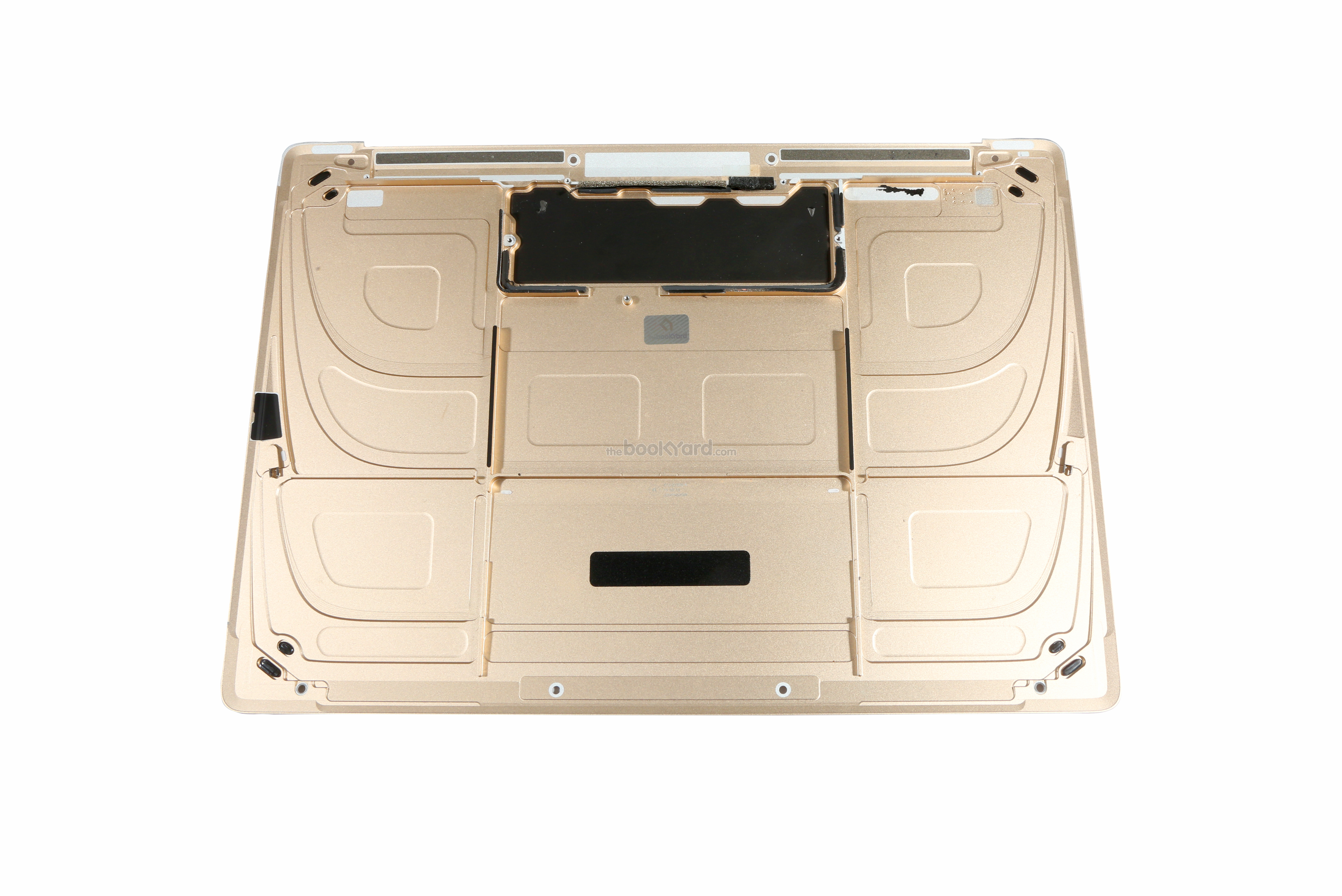 "MacBook Retina 12"" Bottom Case - Gold (15)"