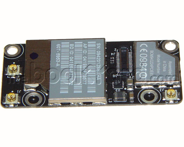 MacBook White Unibody Airport/Bluetooth Board