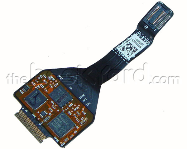 MacBook White Unibody Trackpad Flex Cable (09/10)